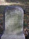 Mary Murdock Fuller, d. 1867