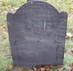 Sarah Fuller Park, d. 1737