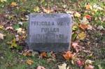 Priscilla Fuller, d. 1920