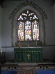 Great Saxham Church, front