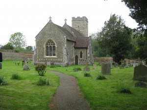 St Andrew at Great Saxham